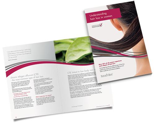NutriHair free booklet